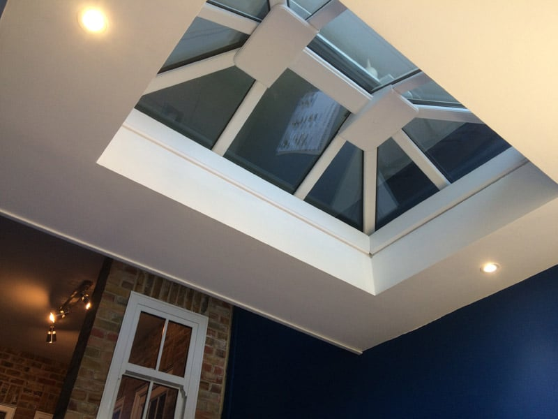 surrey roof lantern manufacturer - Trade double glazing for Surrey window companies