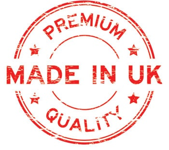 All of our windows and doors are made in Britain