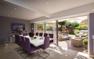menu bifolds 300x190 - Double Glazing Chessington