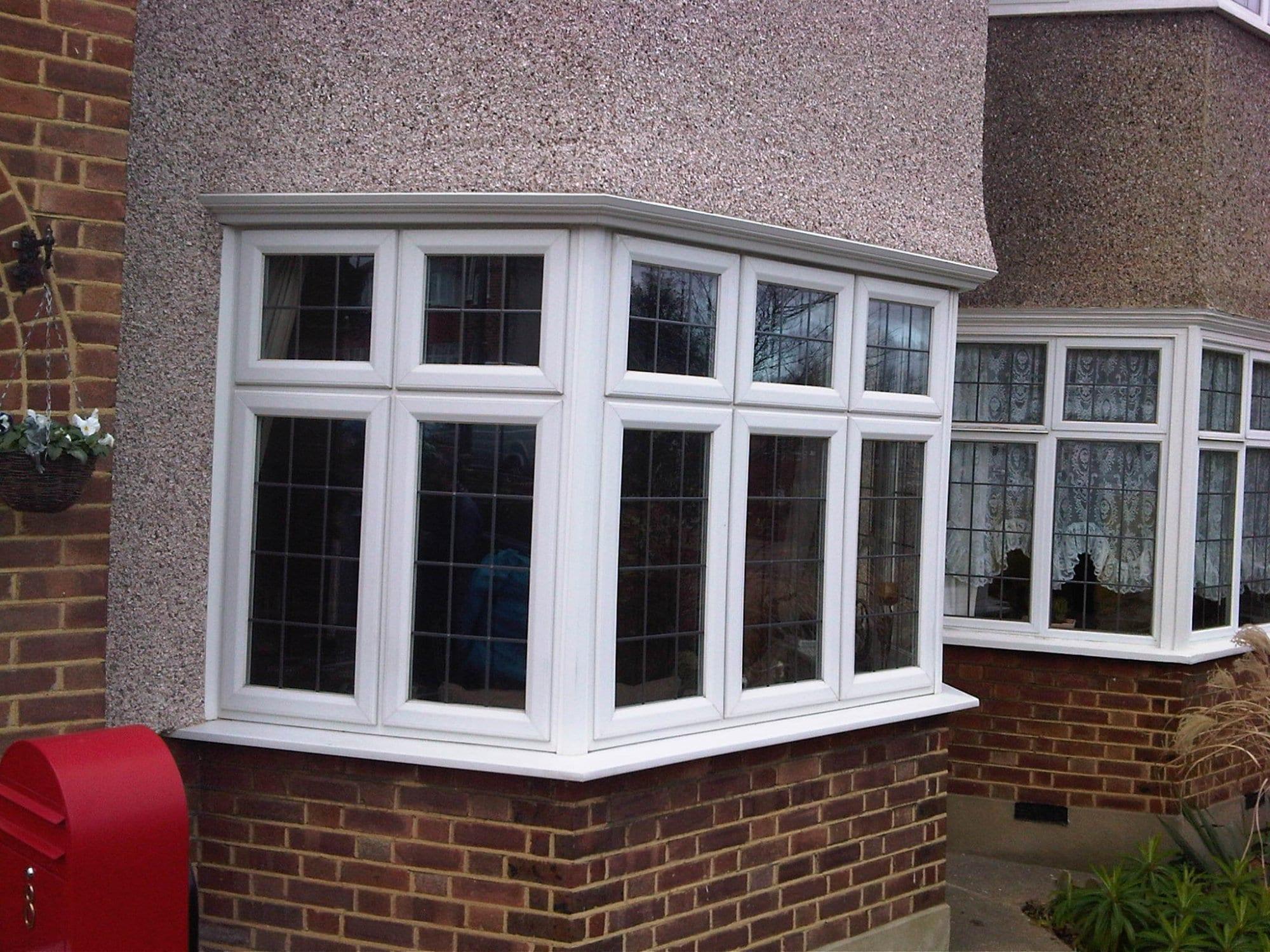 upvc bay windows surrey - Express Supply Only Double Glazing Service
