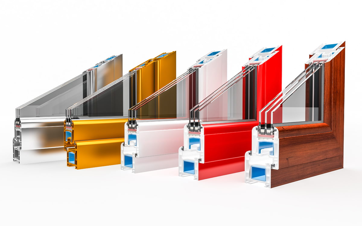 Need help finding out which coloured frames will suit your home best in Surrey?