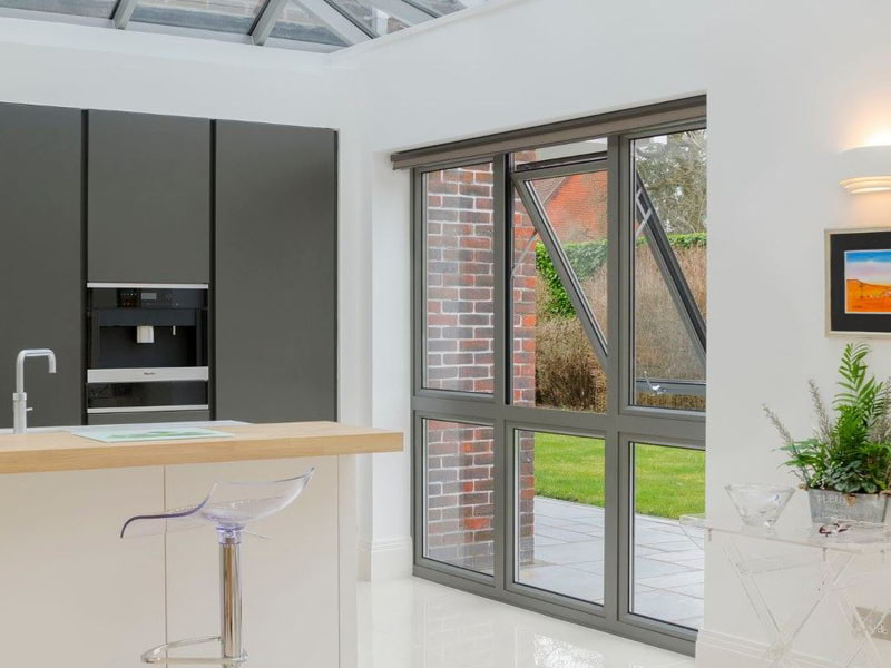 aluminium windows supplied surrey - Bespoke Collection of Windows for Homes & Businesses