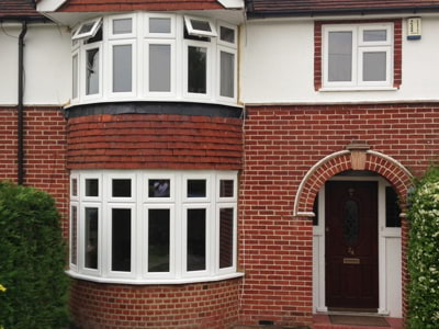 Bay windows supplied and fitted in South London