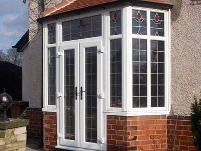 Porches supplied and fitted in South London