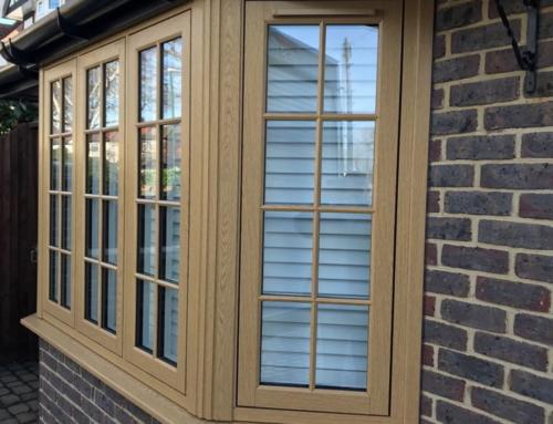 Installation of New R9s & Rooflights in Wallington