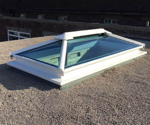 Roof lanterns supplied and fitted in Surrey