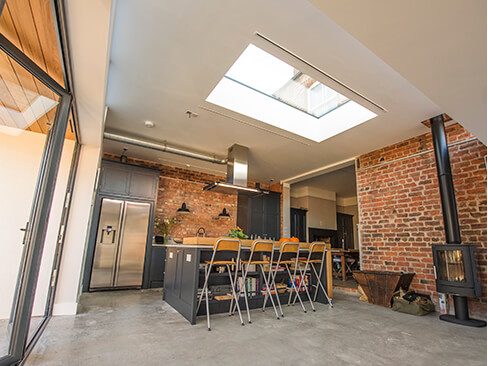 supply only double glazing roof lights surrey