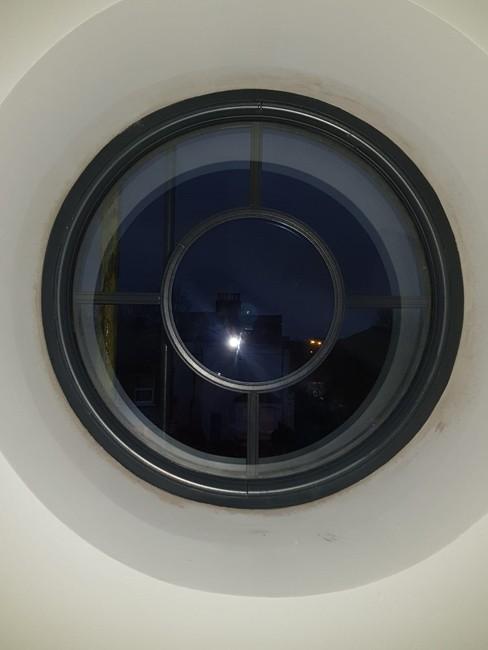 round window ladywell - Round Window Installation in Lewisham