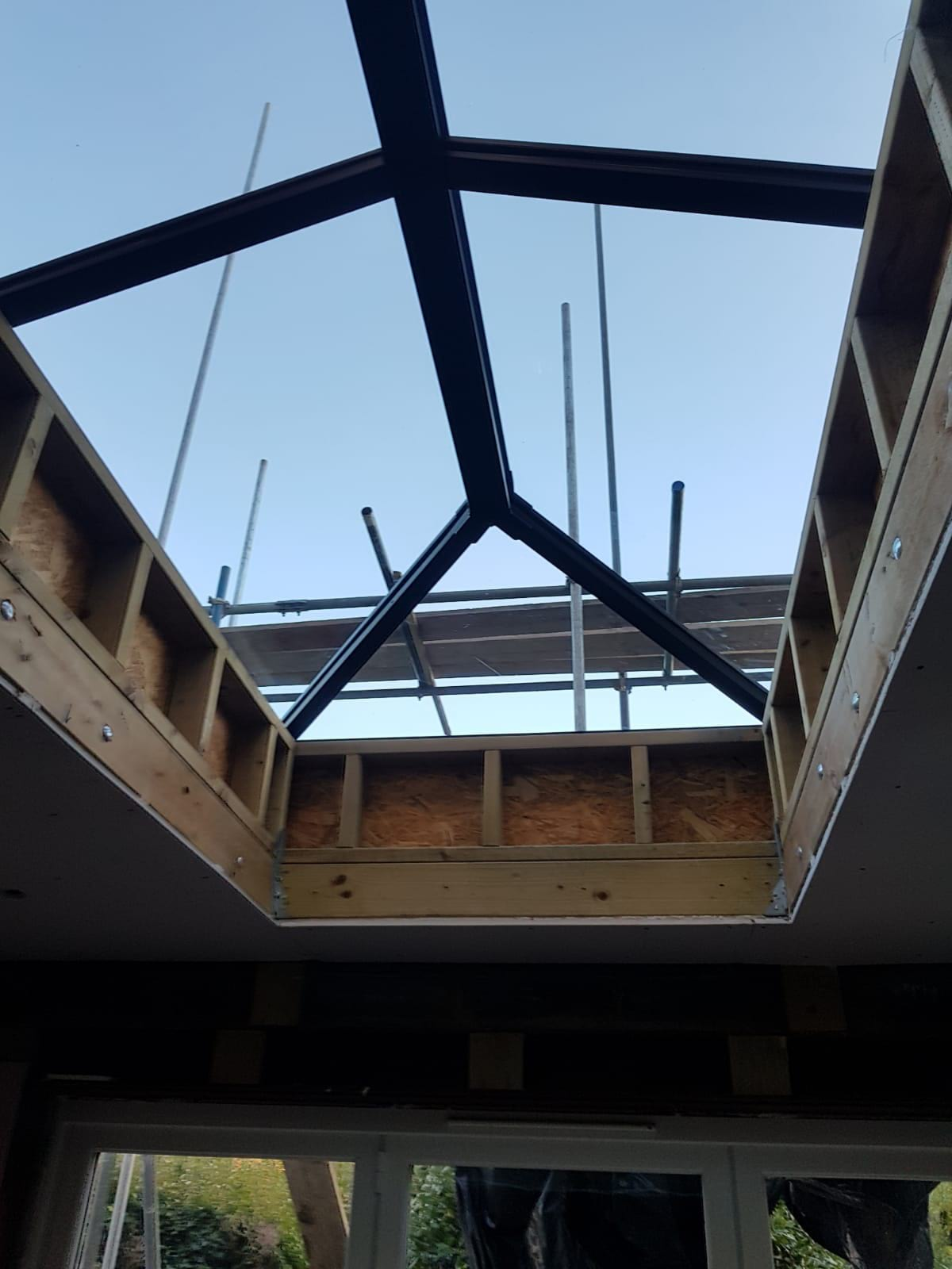 Stratus Roof Lantern installers in Kew and Richmond