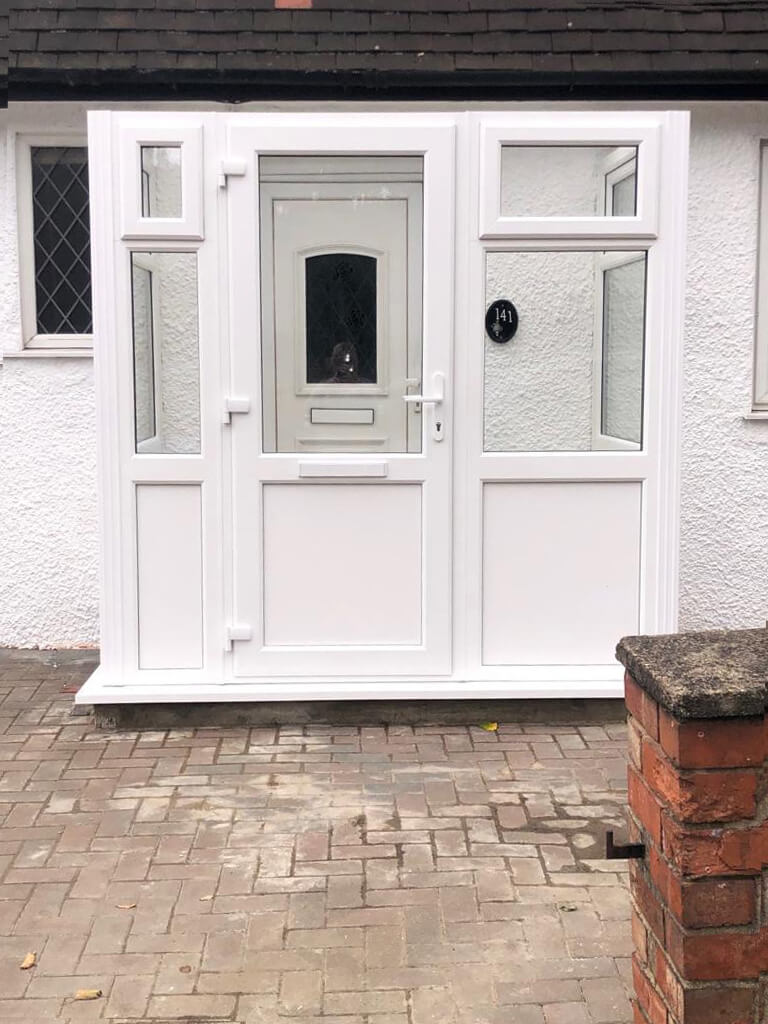 upvc residential doors - Express Supply Only Double Glazing Service